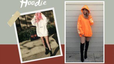 áo khoác hoodie nữ