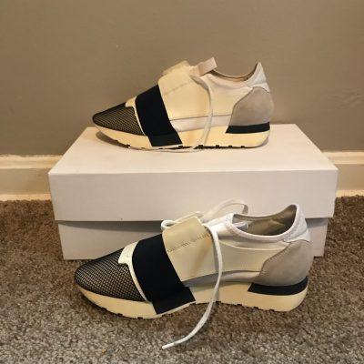 giày balenciaga nữ