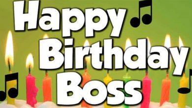 lời chúc mừng sinh nhật sếp