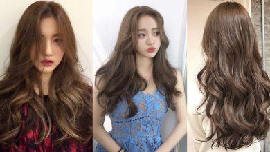 những kiểu tóc đẹp