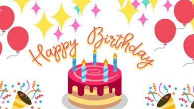 những lời chúc sinh nhật